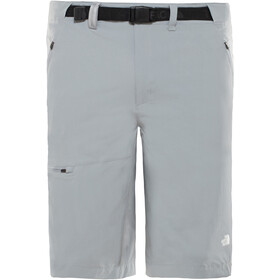 The North Face Speedlight Pantalones cortos Hombre, mid grey